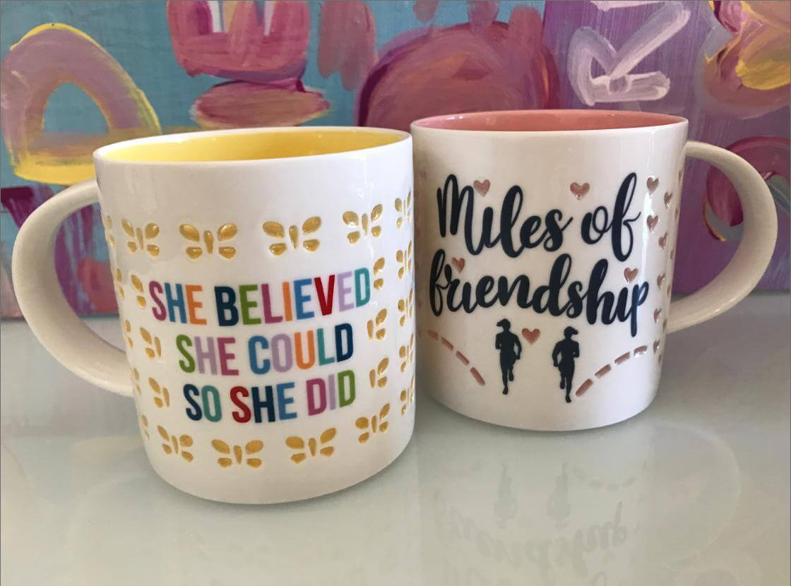 Shop Our Coffee Mugs for Runners