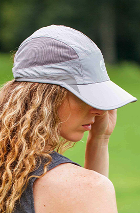 Shop Our RunTechnology® Performance Hats for Runners
