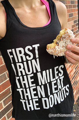 Shop our I Eat The Donuts Flowy Tank