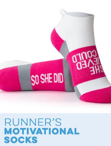 Running Motivational Socks