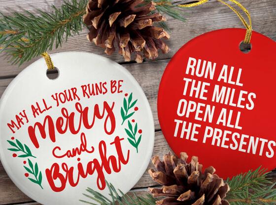 Shop Running Ornaments