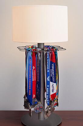medal lamp
