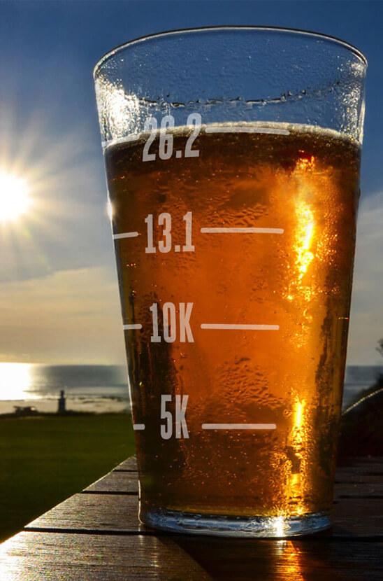 Shop Measurements Beer Glass