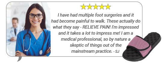 PR Soles Adjustable Slide Sandals Review