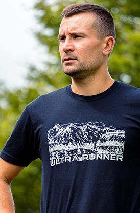 Shop Our Ultra Runner Sketch Tee