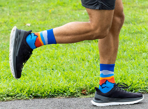 Shop Our Socrates® Performance Socks for Runners