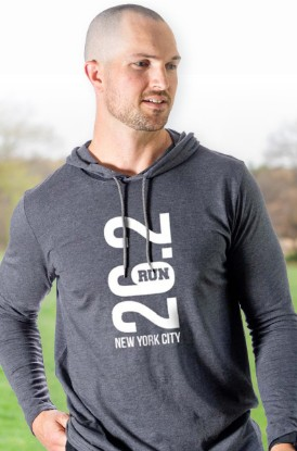 Shop Our New York Lightweight Hoodie for Runners