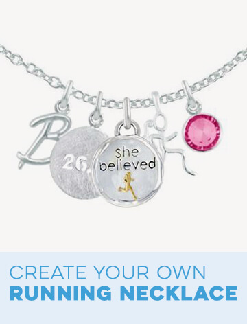 Create your own running necklace