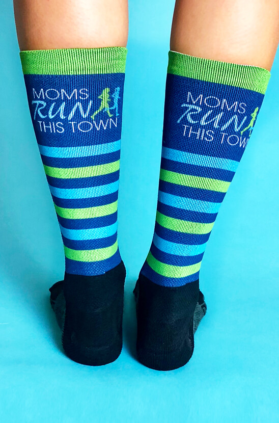 Shop Our MRTT Printed Mid-Calf Socks