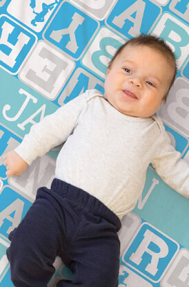Shop Our Running Baby Blankets