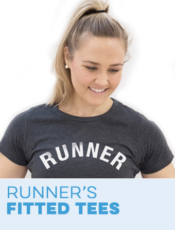 Runner's Fitted Tees