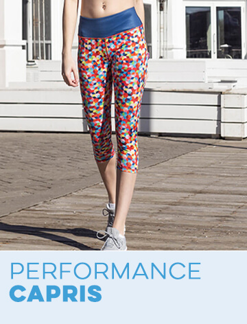 Performance Capris