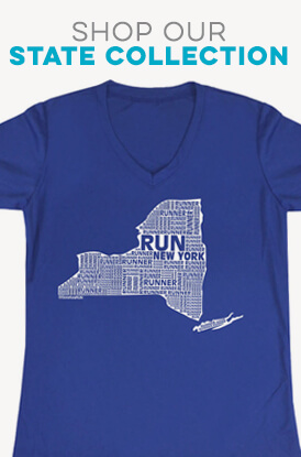 Women's Tech State Runner Tees