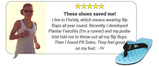 PR Soles Flip Flops Review