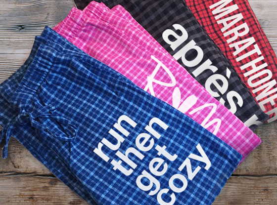 Shop our Flannel Pants