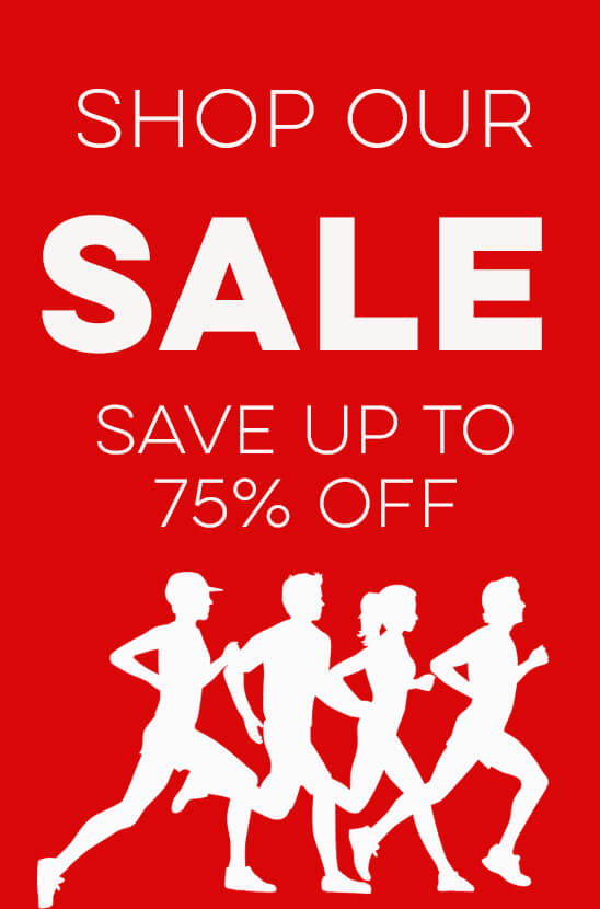 Shop Our Running Sale
