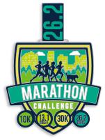 Marathon Virtual Training and Race Challenge Series