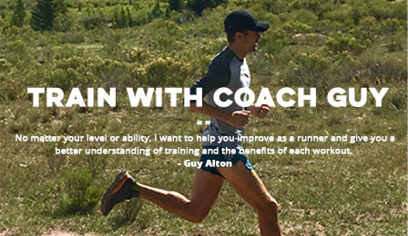 Train for a Half-Marathon with Coach Guy from Gone For a Run