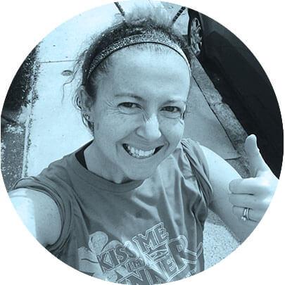 Dani Holmes Kirk - Gone For a Run Virtual Race Team Member