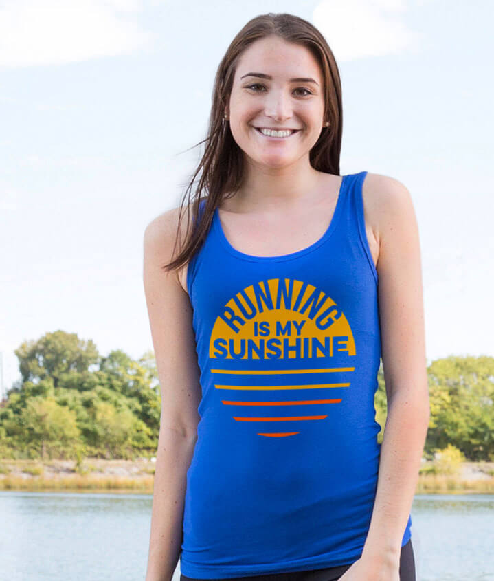 8578934b3 Personalized Running Gear and Apparel - Gone For A Run