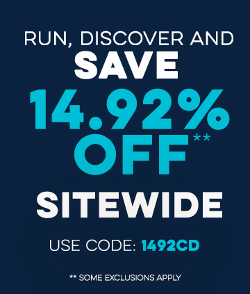 14.92% Off Sitewide - use code 1492CD at checkout