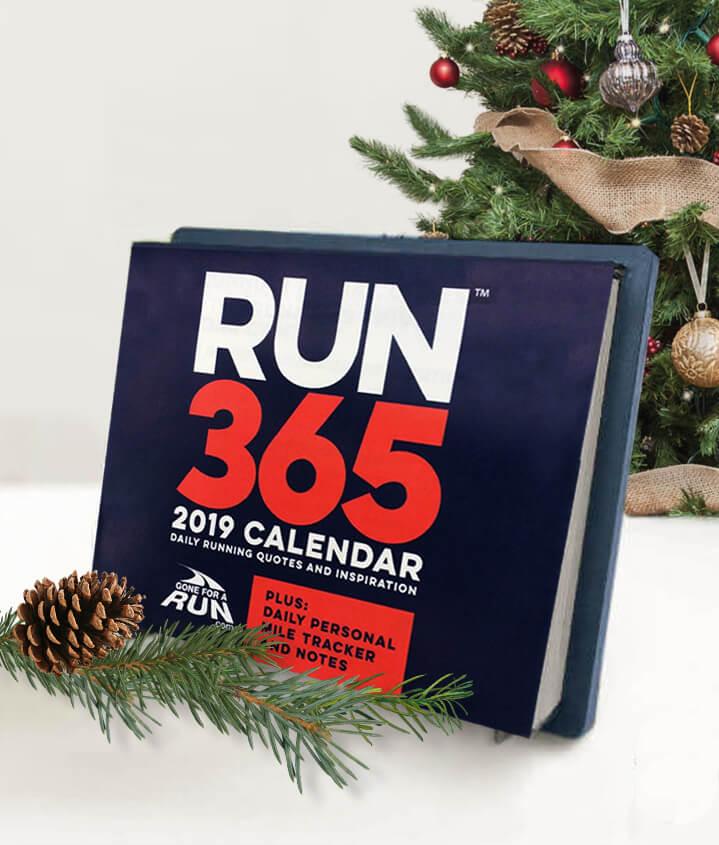 2019 Runner's Desk Calendar