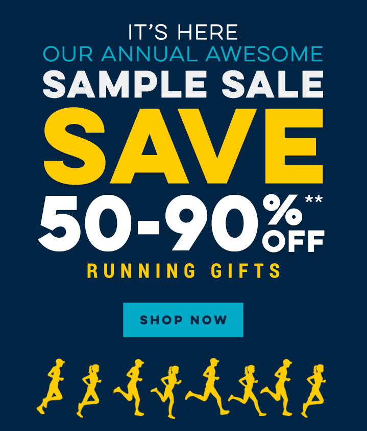 Annual Sample Sale - Save Up To 90% Off!