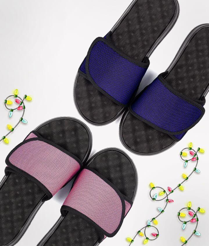 PR Soles® Recovery Sandals