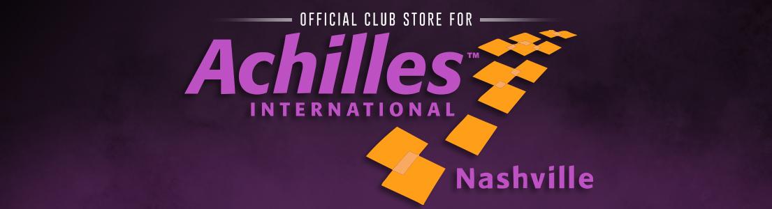Achilles International Nashville Running Club Shop