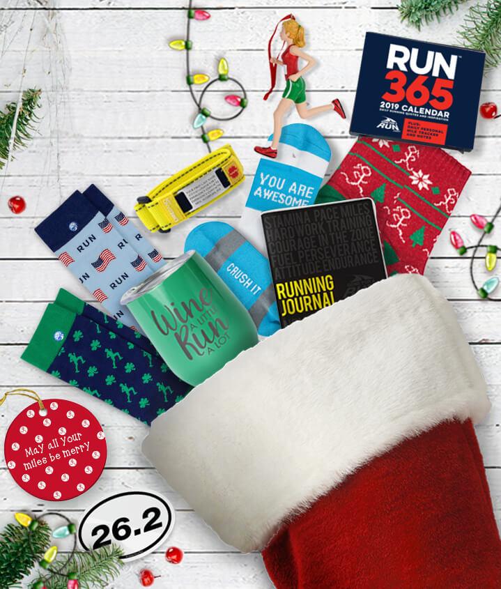 Running Gifts Stocking Stuffers