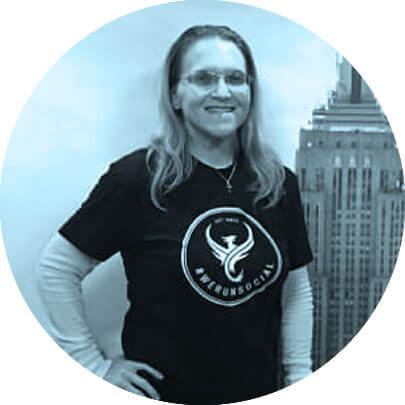 Shannon Chenoweth - Gone For a Run Virtual Race Team Member