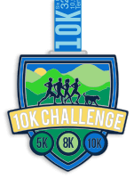 10K Virtual Training and Race Challenge Series