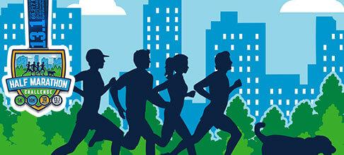 Half Marathon Challenge with Coach Megan