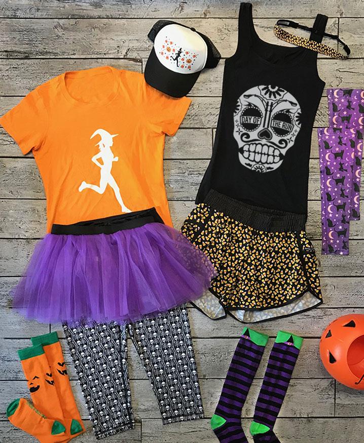 Halloween Runners Shop