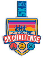 5K Virtual Training and Race Challenge Series
