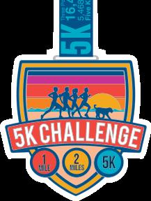 5K Challenge Medal