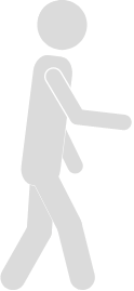 Walk Activity Icon